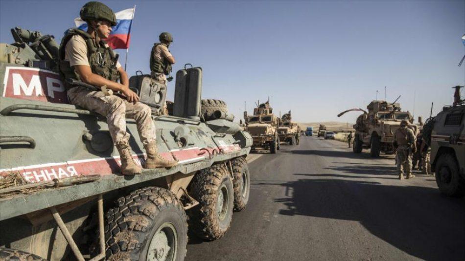 """EEUU: Muerte de """"300 rusos"""" en Siria fue una advertencia a Putin"""