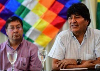 Partido de Evo Morales denuncia campaña de presión al TSE para su inhabilitación