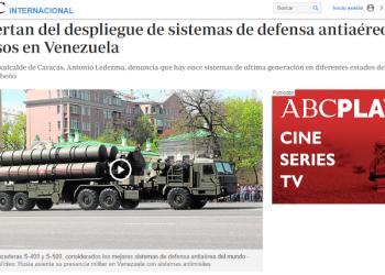 ABC y Ledezma escriben un nuevo capítulo de la campaña mediática contra Venezuela