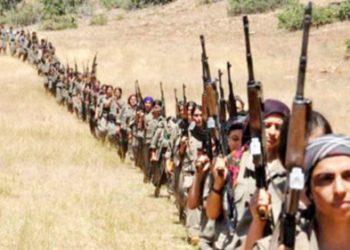 YJA Star, Kurdistán: 'Cada bala disparada es venganza por una mujer'