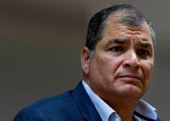 Correa denuncia que el Consejo Nacional Electoral de Ecuador eliminará al partido con el que buscaba participar en los comicios de 2021