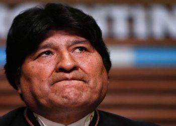 Fiscalía boliviana acusa a Morales por supuesto audio-terrorismo