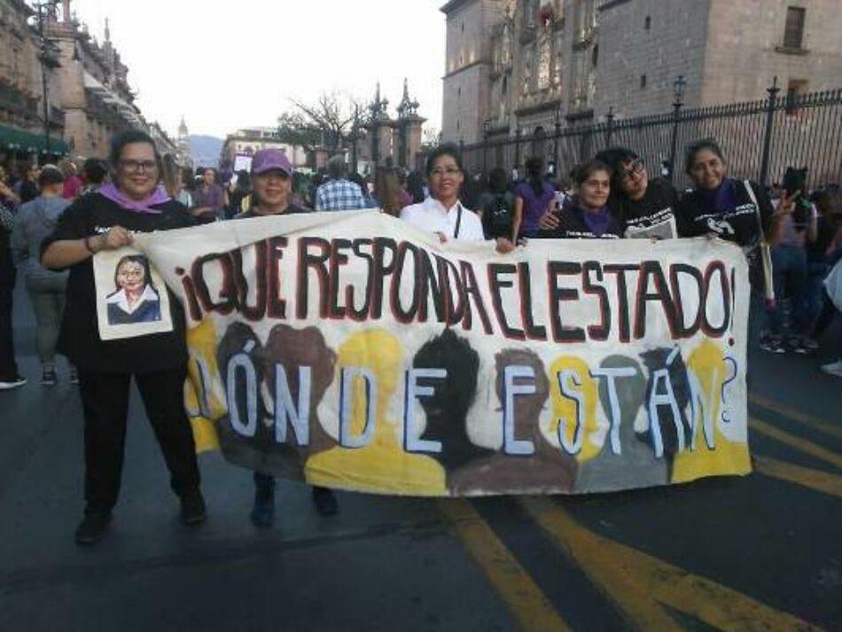"""Autoridades en México """"tienen una enorme deuda con las familias de los desaparecidos"""""""