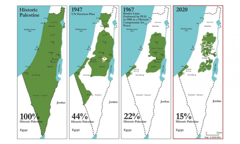 """Unidas Podemos reclama a Israel en el Congreso junto a otras formaciones que suspenda los planes de anexión de territorios ocupados por ser un """"revés a la viabilidad del Estado palestino"""""""