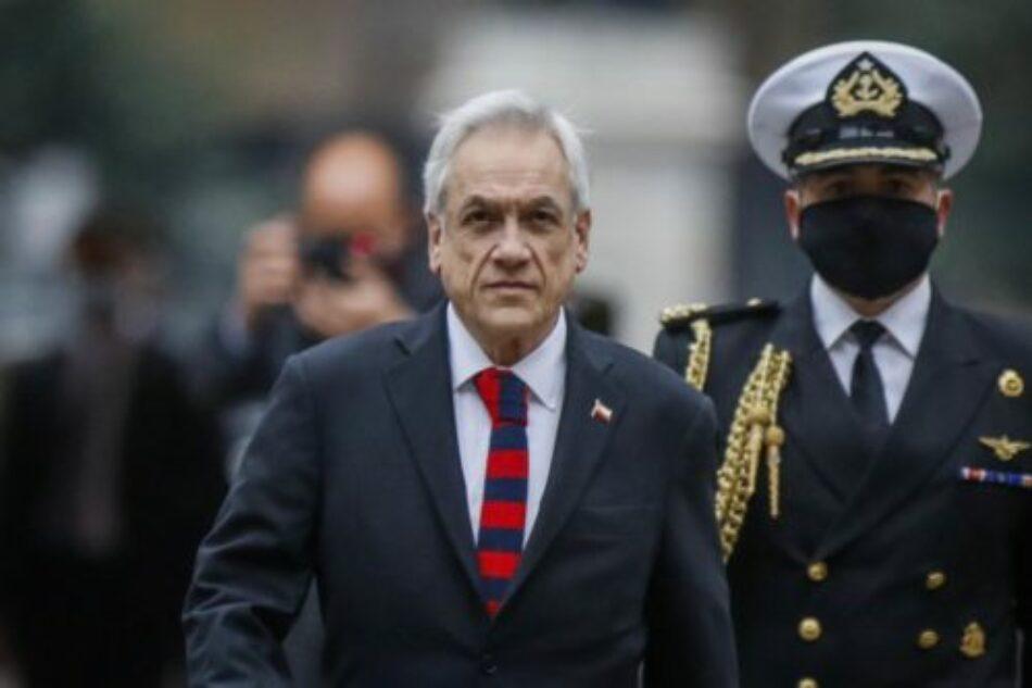 Piñera cede a la presión y anuncia que promulgará ley que permite el retiro del 10% de las AFP