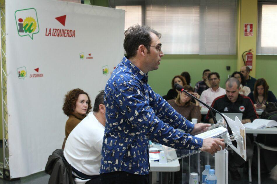 Los gobiernos locales de IU Andalucía se movilizan contra los recortes en planes de empleo