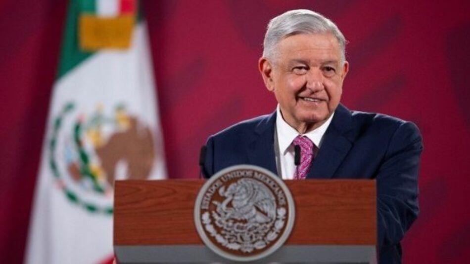 Presidente López Obrador supera el 60% de aprobación en México