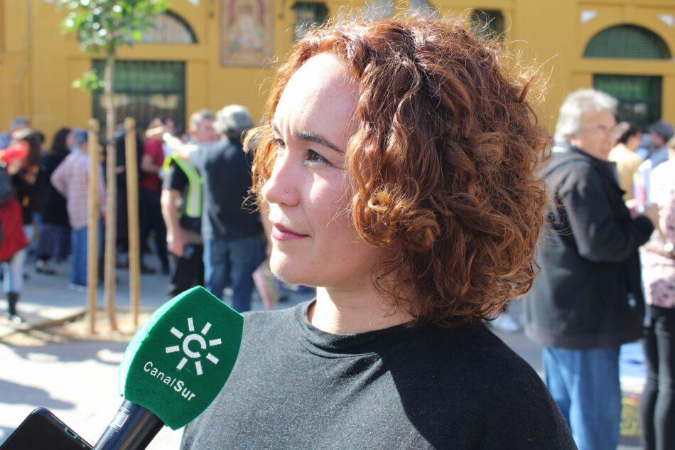 Adelante Andalucía afea al Gobierno de PP y C's que paralice el desarrollo de la Ley de Memoria Democrática de Andalucía