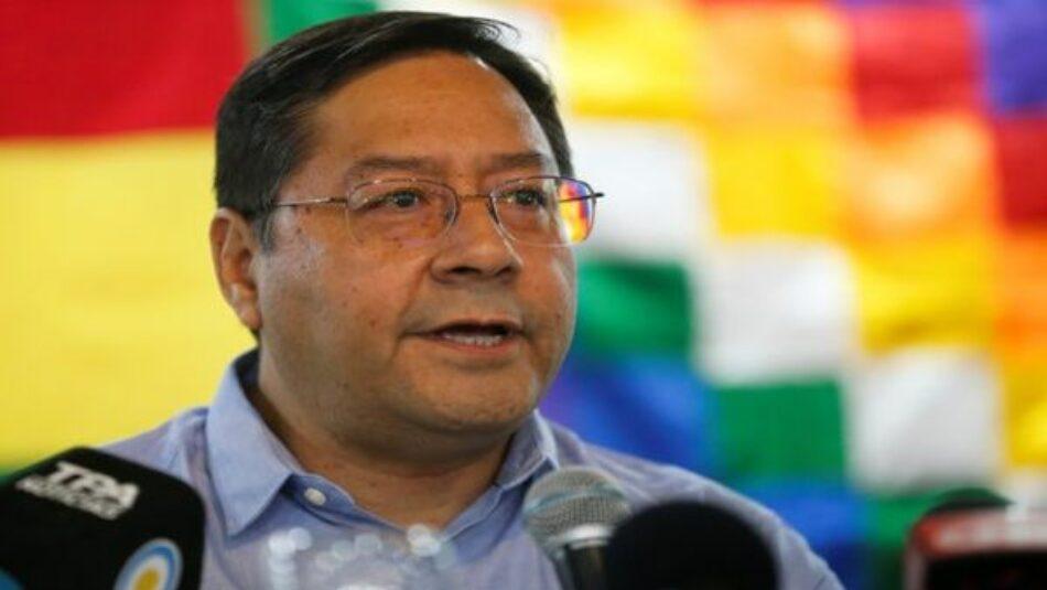 MAS: El plan económico de inmediato plazo será para combatir el hambre y fortalecer el empleo