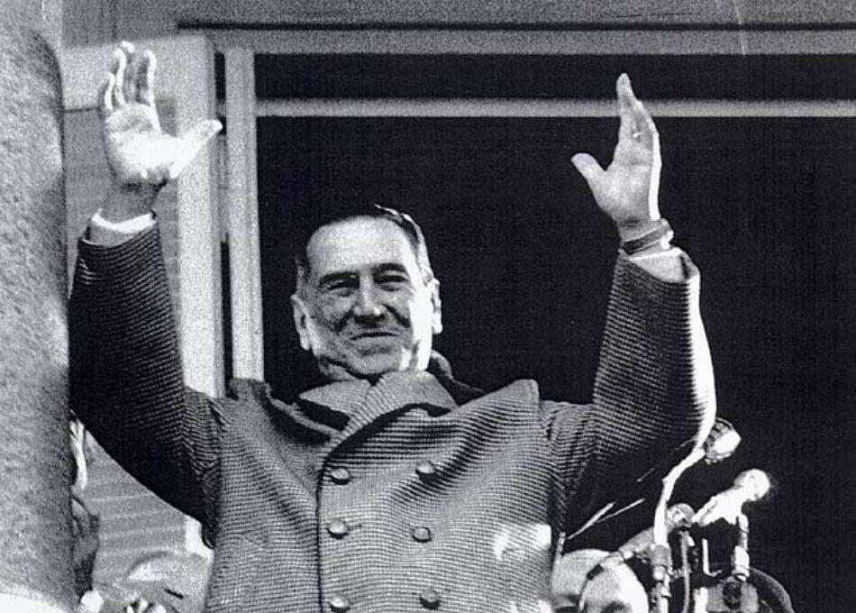 46 años de la muerte de Perón: el recuerdo de un militante comunista