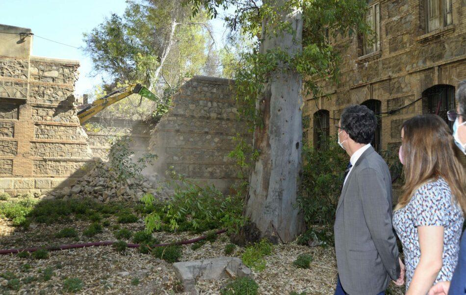IU-Verdes Murcia agradece al Ministerio de Cultura su intervención ante el expolio que está sufriendo el Patrimonio de nuestro municipio