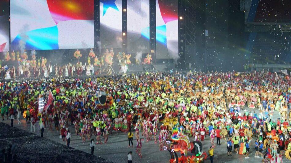 Panamá decide no realizar los Juegos Centroamericanos 2022