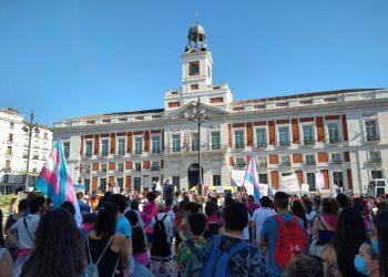 Más de 200 organizaciones LGTBI de México envían una carta a Irene Montero instándole al trámite urgente de la Ley Trans Estatal