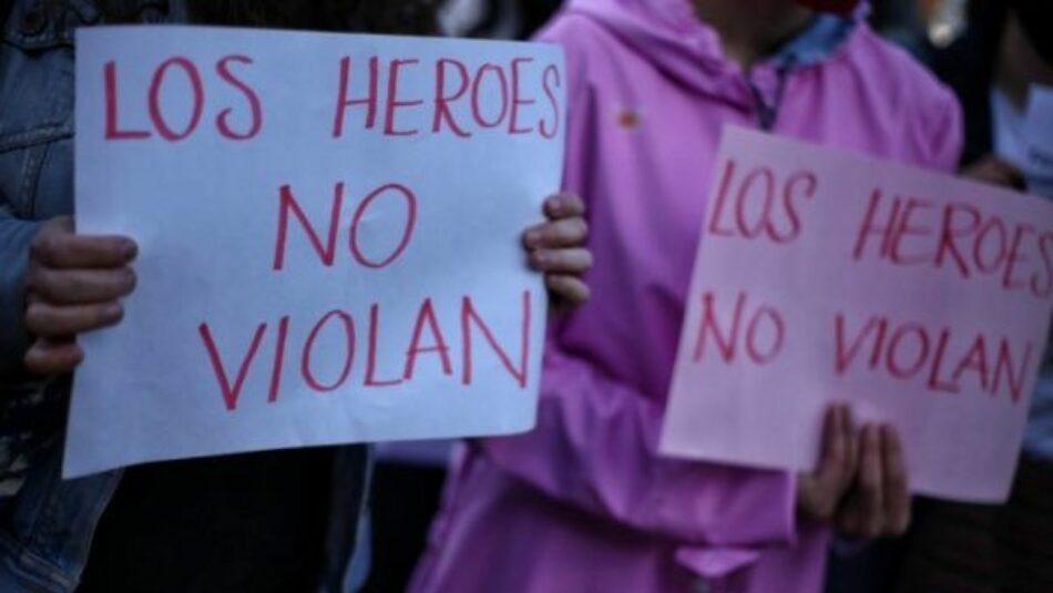 El ejército colombiano admite dos nuevos casos de violación por militares