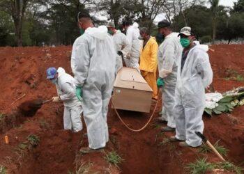 Brasil supera los 64.000 fallecidos por Covid-19