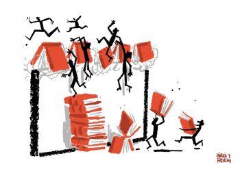 Apoya a tu librería – Día del libro 23 de julio