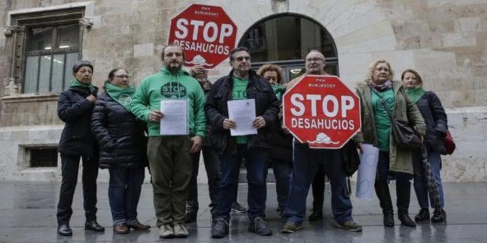 PAHS del País Valencià: «respecto al Decreto ley 6/2020 para la ampliación de vivienda pública de vivienda pública en la Comunidad Valenciana mediante los derechos de tanteo y retracto»