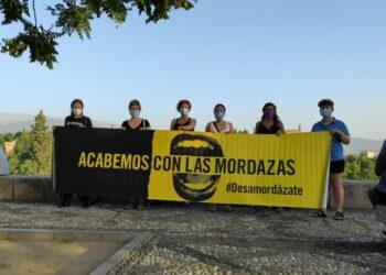230 organizaciones piden acabar con la 'Ley Mordaza' y una nueva legislación que garantice los derechos humanos