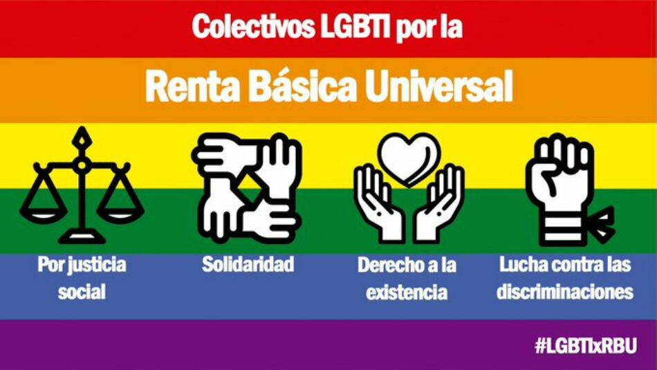 Manifiesto LGBTI por una Renta Básica Universal