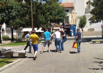 Agresión homófoba en Don Benito (Badajoz) por parte de seis militantes de VOX