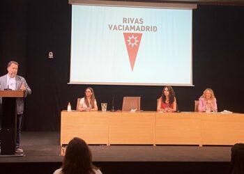 Las bases de Izquierda Unida y PSOE aprueban el acuerdo para un Gobierno progresista en Rivas