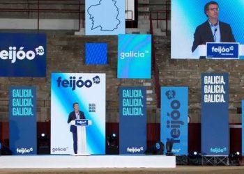 Feijoó logra en Galicia su cuarta mayoría absoluta y el BNG se convierte en la segunda fuerza