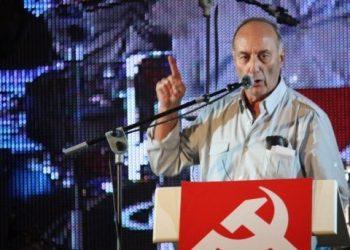Falleció nuestro ex secretario general Paco Frutos quien nos enseño a ser comunistas con sencillez