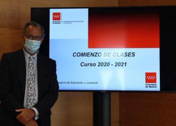 IU Madrid rechaza las medidas impuestas por la Consejería de Educación de vuelta al curso 2020-21 y exige que se invierta el dinero público en la Educación Pública