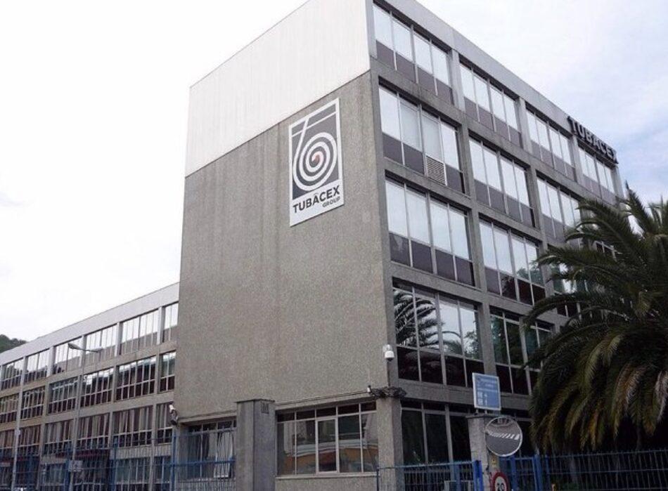 El PCE–EPK considera un chantaje inaceptable la intención de recorte de plantilla de Tubacex