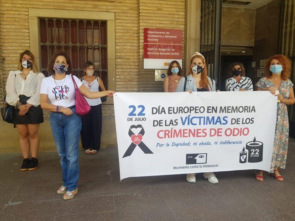 En el Día Europeo de las Víctimas de los Crímenes de Odio, piden universalizar la protección penal y una Ley Integral contra los Delitos de Odio