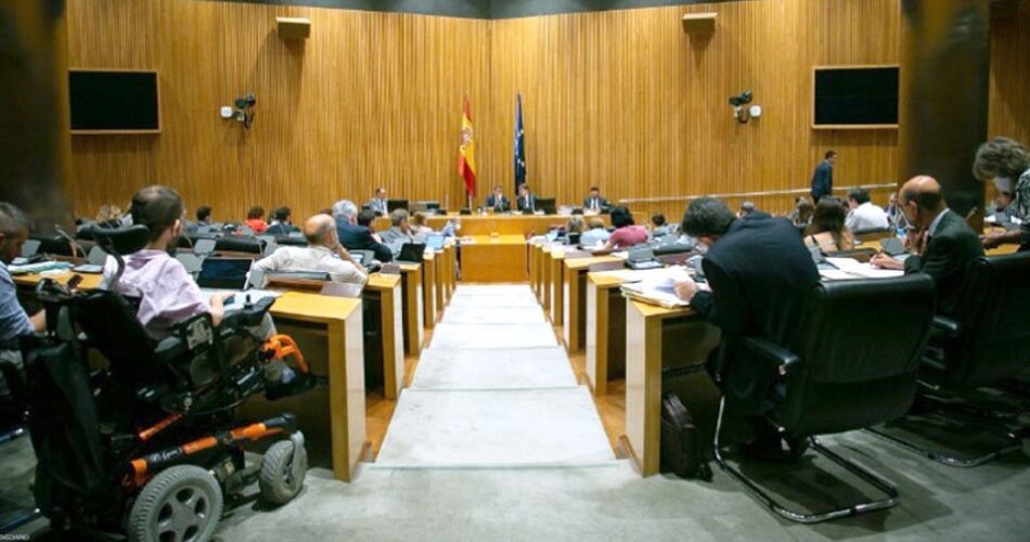 Las organizaciones ecologistas piden a la Comisión de Reconstrucción compromisos reales con la transición ecológica