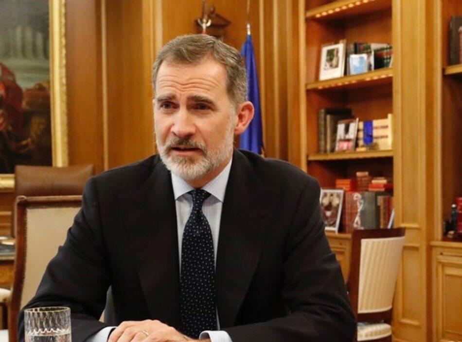 Continúa la gira de Felipe VI y Leticia en plena crisis de la institución monárquica