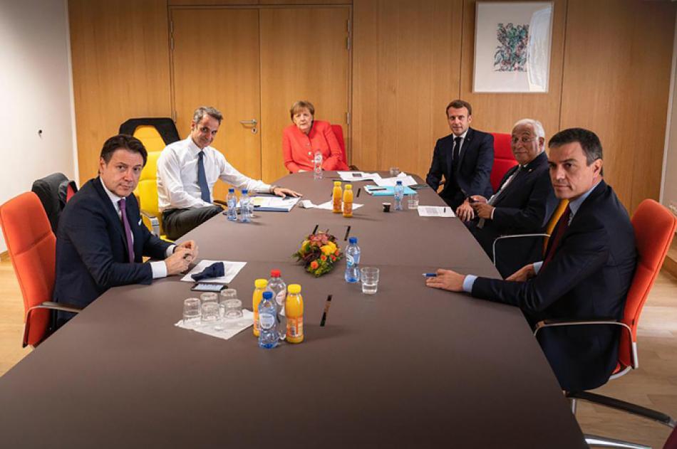 Aprobado el fondo de recuperación de la UE para afrontar la crisis del Covid19 tras reestructurarse y aumentar el peso de los préstamos frente a las ayudas directas