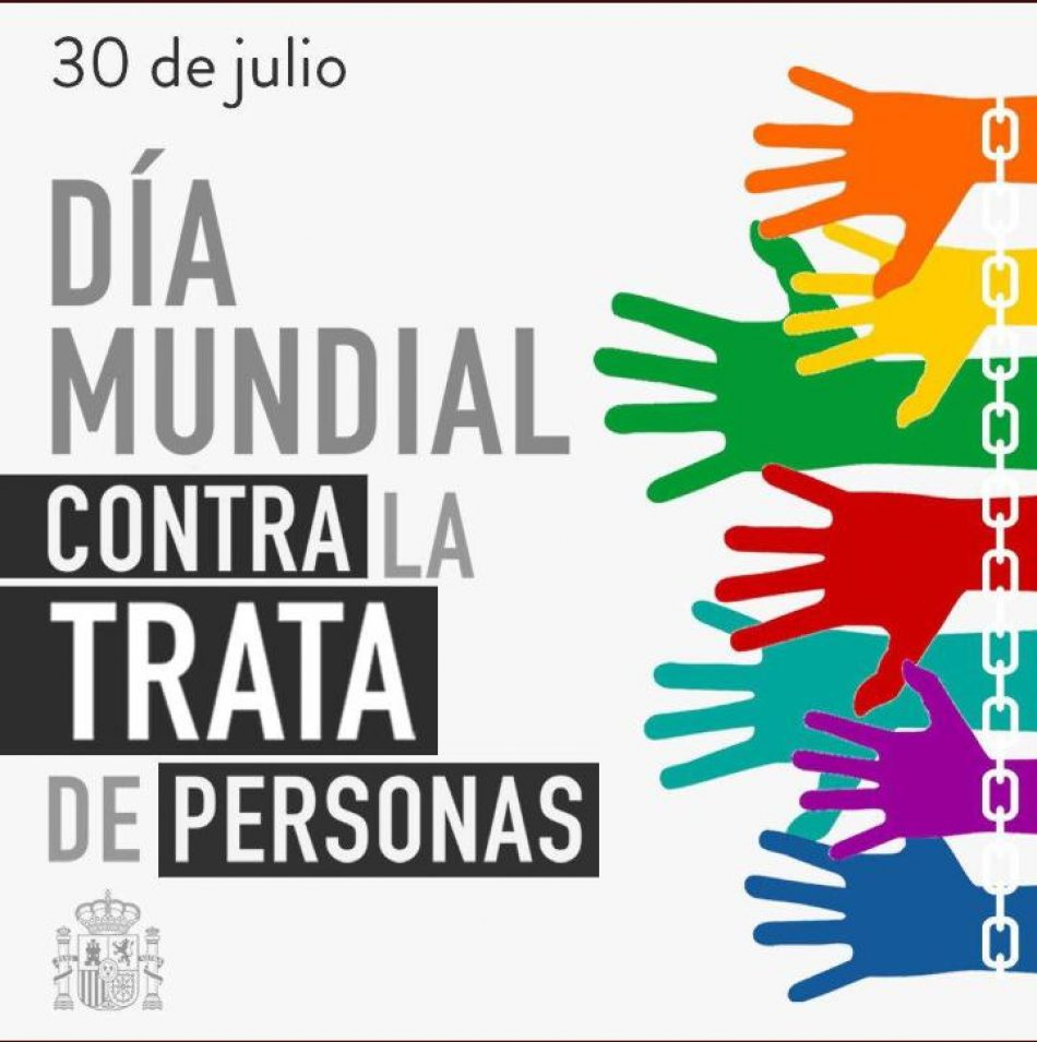 """IU y PCE de Sevilla se suman a la conmemoración del """"Día Mundial contra la Trata de Personas"""""""