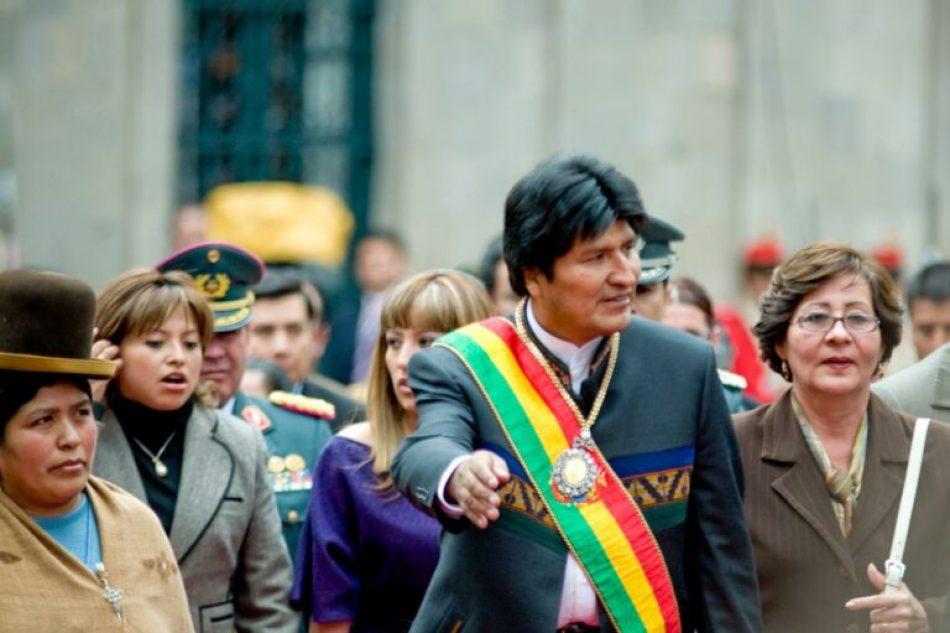 """""""En siete meses han destrozado Bolivia"""""""