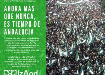 Izquierda Andalucista apuesta por un bloque andalucista con capacidad de transformación