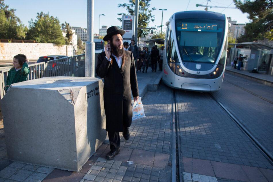 Piden a la ONU que Construcciones y Auxiliar de Ferrocarriles (CAF) engrose la lista de empresas que se lucran con la ocupación de Palestina