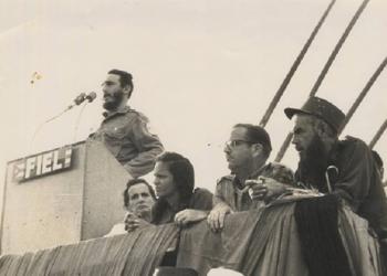 """Fidel en el 26 de hace 60 años: """"Cuando parecía culminar, no era el fin, sino el comienzo"""""""