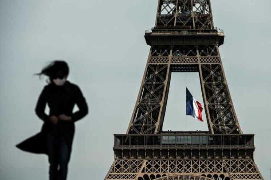 Urgencia sanitaria por Covid-19 vive en Francia su última jornada