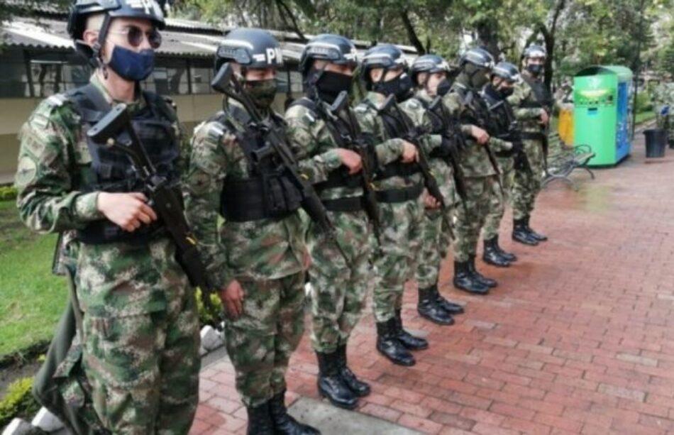Denuncian políticas que promueven criminalidad en Fuerzas Armadas de Colombia
