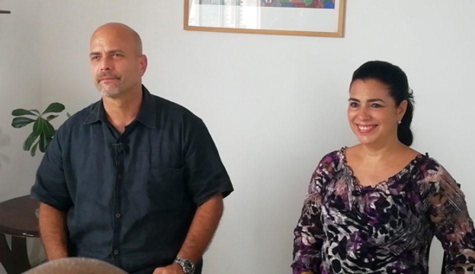 """""""Boicotean la Red Avispa los mismos que no quieren relaciones normales Cuba-EEUU"""": Gerardo Hernández y Adriana Pérez"""