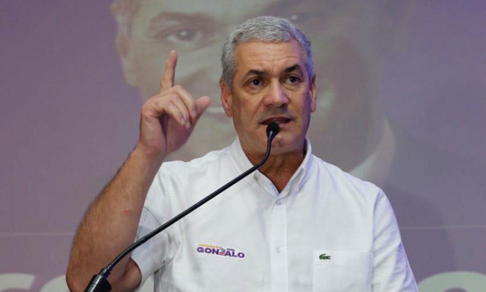 Perfil: Gonzalo Castillo, el candidato de la continuidad en República Dominicana