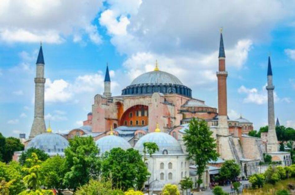 Turquía: El sultán en la catedral