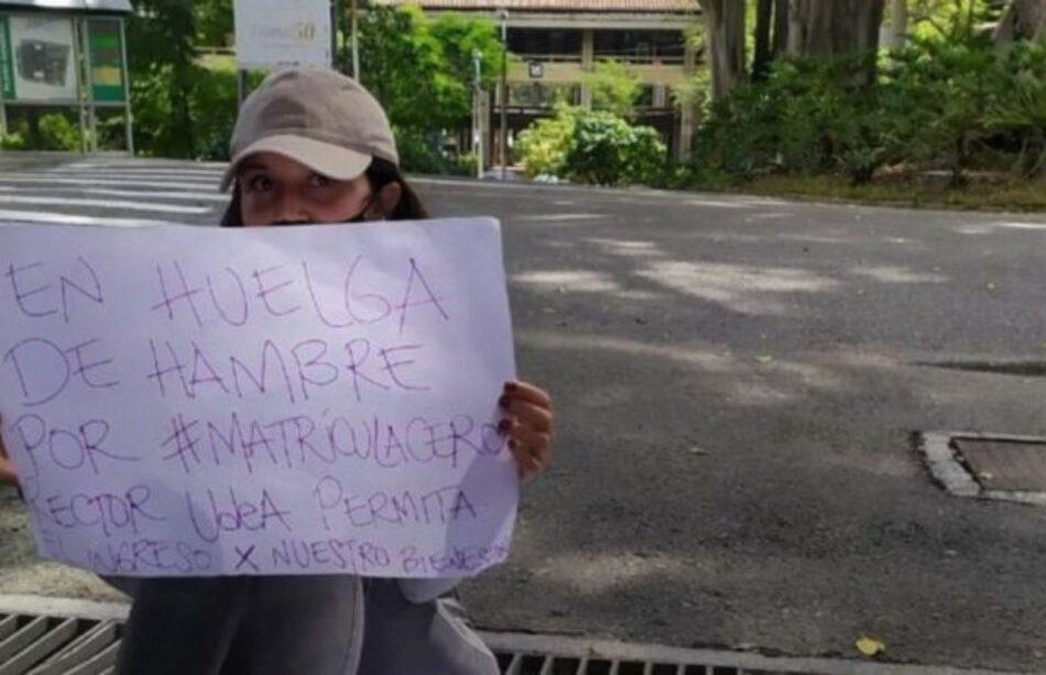 Estudiantes colombianos realizan huelga de hambre para exigir matrícula cero en universidades