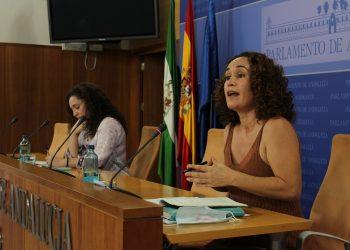 Ana Naranjo propone líneas de crédito y aplazamiento de impuestos para unos 6.000 feriantes andaluces