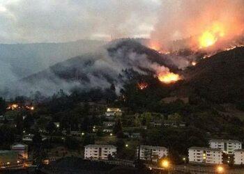 En lo que va de año, se registra un 55,26% menos de superficie quemada por incendios respecto a la media del decenio