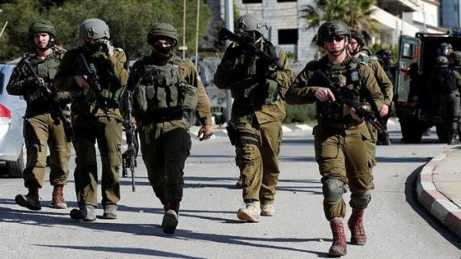 Medios israelíes revelan mapa de anexión propuesto por «Israel»