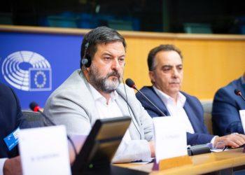 """Manu Pineda espera una """"respuesta contundente"""" de la UE a la imputación de Evo Morales y pide a Borrell que envíe una misión de observación electoral a Bolivia"""