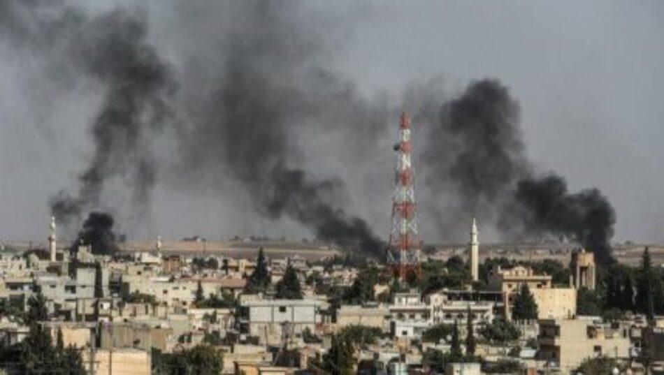 El pueblo kurdo resiste una tormenta de bombas lanzadas por Turquía