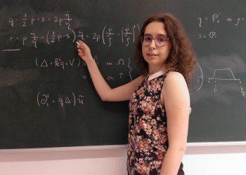 """Mª Ángeles García Ferrero, premio José Luis Rubio de Francia: «Las matemáticas te ayudan a desarrollar un sentido crítico y lógico"""""""